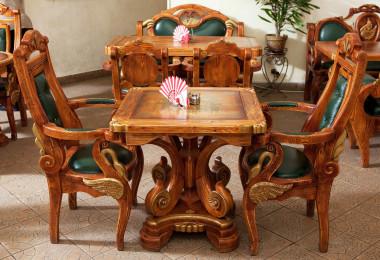 Стулья и столы под заказ